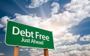 Debt-Free-Road