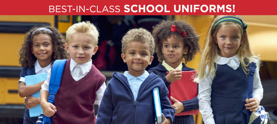 Cheap Private School Uniforms | Moms Simple Life